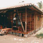 Kitesurfing Lanka Laguneview bungalow