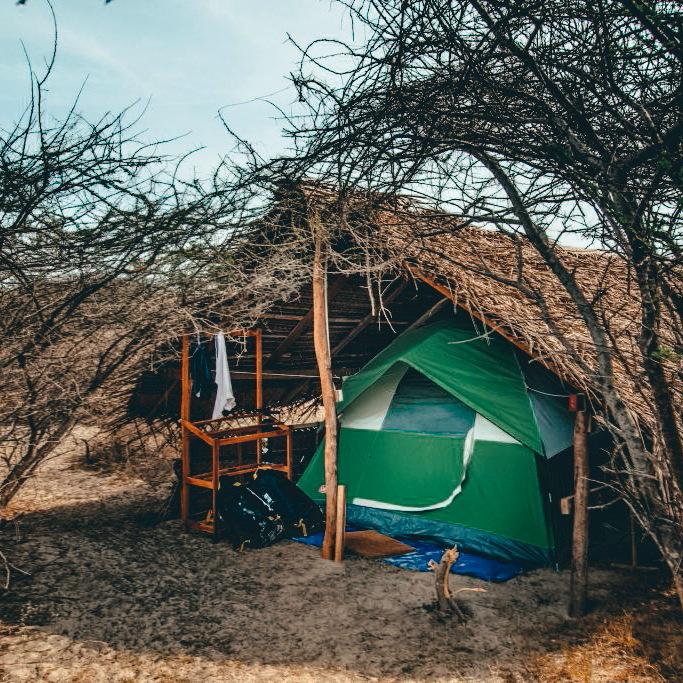 Foto Vayu Deluxe tent