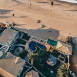 Foto WindTown Hotel bovenaf