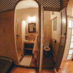 wc en badkamer kite huis