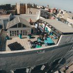 Dakterras kite huis vanaf kite huis 2 Essaouira