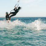 Freestyle session Espalmador ibiza kitecruise