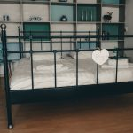Double Bed kitesurfers accommodation zandvoort