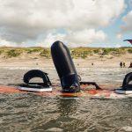 Kitesurflesson zandvoort 2