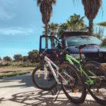 Rent a MTB kitesurf guesthouse huelva