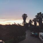 CamperVan Parking and Garden kitesurf guesthouse huelva