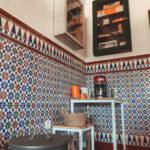 kitesurf guesthouse huelva common room coffee